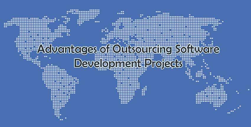 advantages outsourcing software project