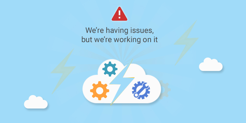 Cloud Service Issues