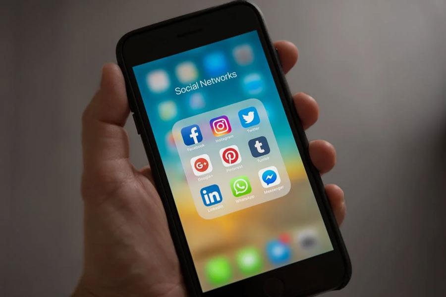 Join Social media platform