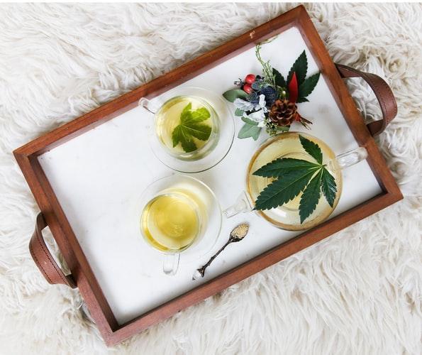 high-grade cannabis
